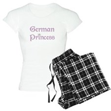 German Princess Pajamas
