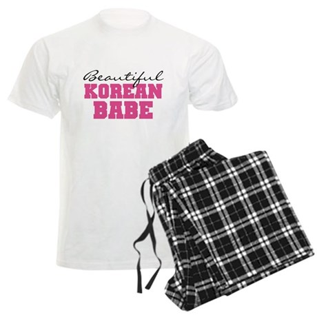 Korean Babe Men's Light Pajamas