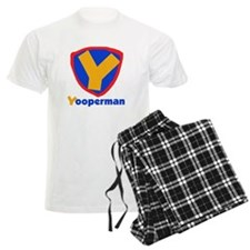 YooperMan Pajamas