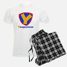 YooperMan Pajamas
