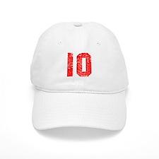 10th Birthday Baseball Cap