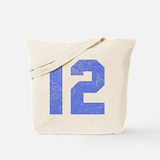 12th Birthday Tote Bag