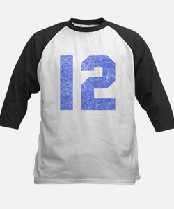 12th Birthday Kids Baseball Jersey