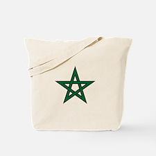 Morocco Star Tote Bag