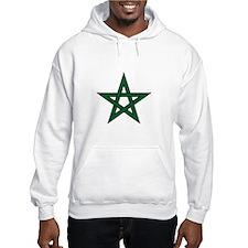 Morocco Star Jumper Hoody