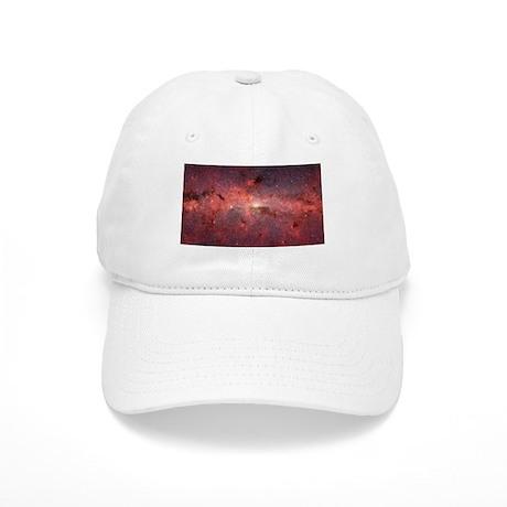 Milky Way Galaxy Center Cap