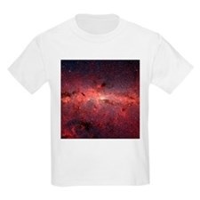 Milky Way Galaxy Center Kids T-Shirt