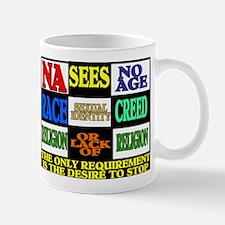NA SEES Mug