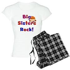 Big Sisters Rock Pajamas