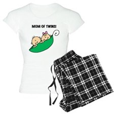 Mom of Twins Pajamas