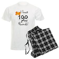I Lost 100 Plus Pounds Pajamas