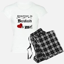 Boston Loves Me Pajamas