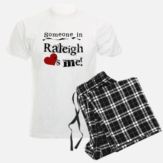 Raleigh Loves Me pajamas