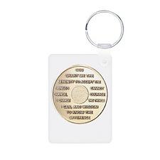 SERENITY COIN Keychains