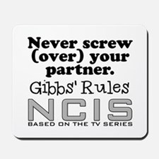 Gibbs Rules Never Screw Over Your Partner NCIS Mou