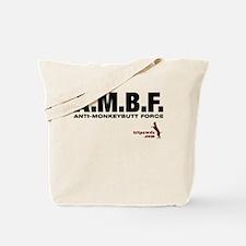 A.M.B.F. Tote Bag