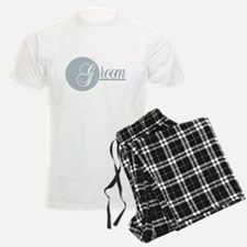 G is for Groom Pajamas