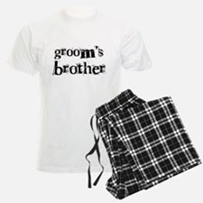 Groom's Brother pajamas