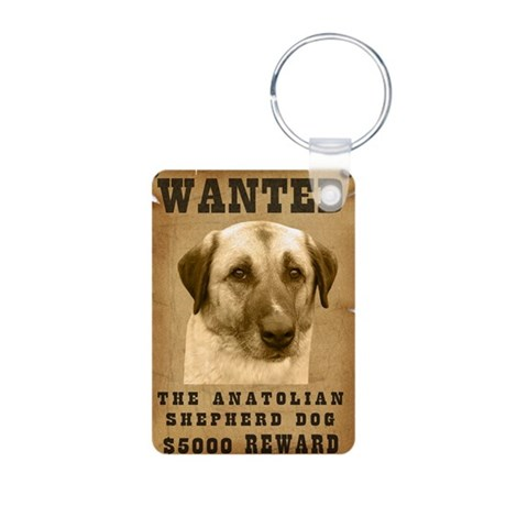 """""""Wanted"""" Anatolian Shepherd D Aluminum P"""