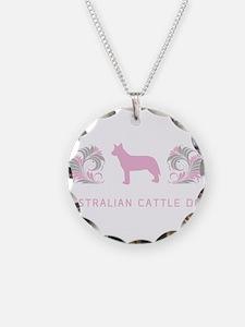 """Elegant"" Australian Cattle D Necklace"