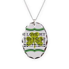 I Love My Irish Boyfriend Necklace