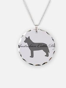 Australian Cattle Dog Necklace