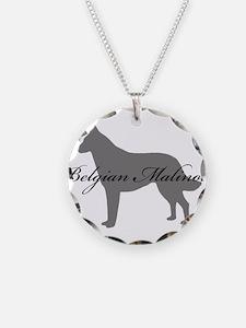 Belgian Malinois Necklace