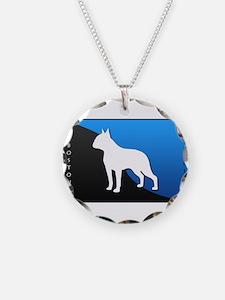 Boston Terrier Necklace