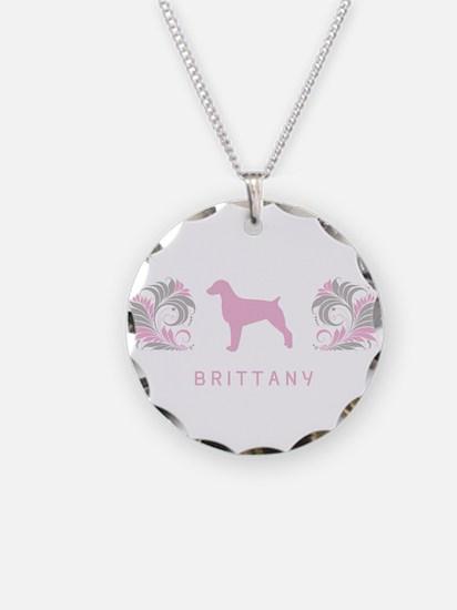 """Elegant"" Brittany Necklace"