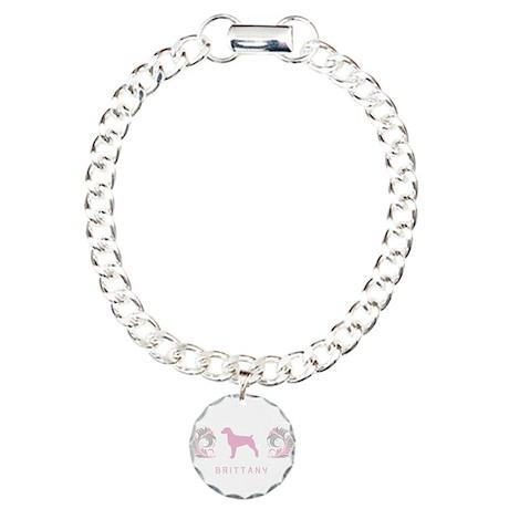 """""""Elegant"""" Brittany Charm Bracelet, One Charm"""