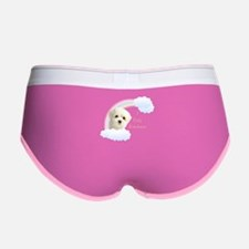 I Poop Rainbows Puppy Women's Boy Brief