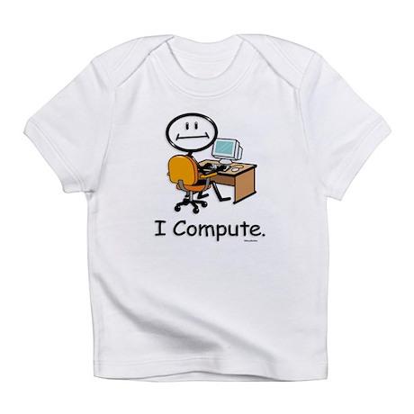 Computer Infant T-Shirt