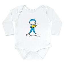 OB Doctor / Nurse Long Sleeve Infant Bodysuit