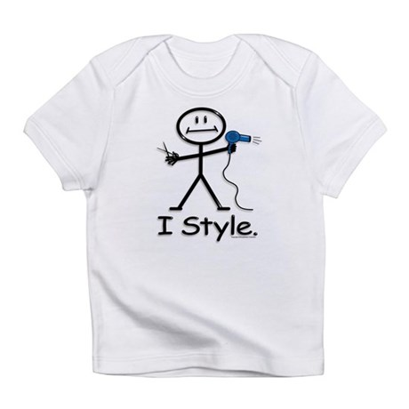 BusyBodies Hairstylist Infant T-Shirt