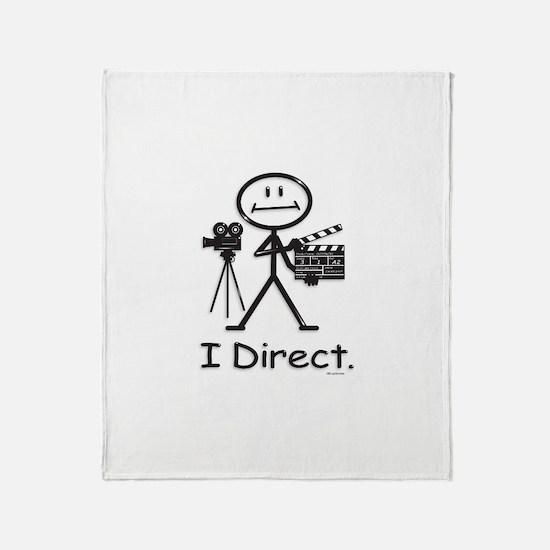 Director Throw Blanket