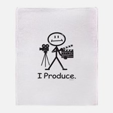 Producer Throw Blanket