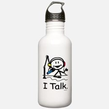 Funny Am fm Water Bottle