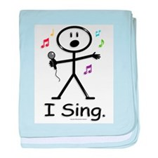 BusyBodies Singer baby blanket
