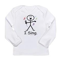 BusyBodies Singer Long Sleeve Infant T-Shirt