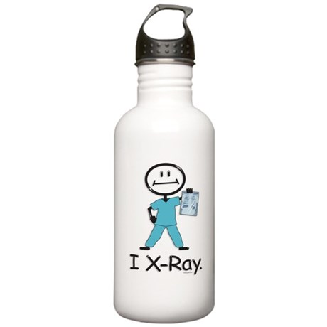 BusyBodies X-Ray Tech Stainless Water Bottle 1.0L