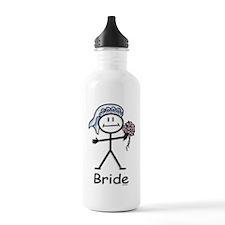 Bride Water Bottle