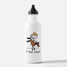 Horse Cowboy Water Bottle