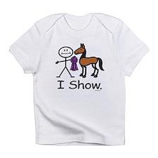 Horse Show Infant T-Shirt