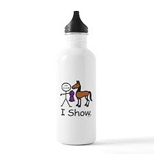 Horse Show Water Bottle