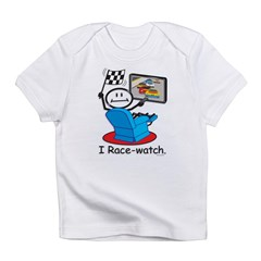 BusyBodies Car Racing Infant T-Shirt