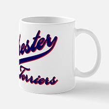Manchester Terriers SCRIPT Mug