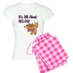 It's All About Me Cat Women's Light Pajamas