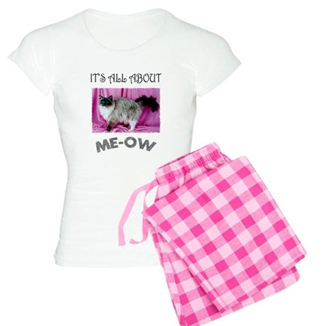 All About ME-OW Ragdoll Women's Light Pajamas