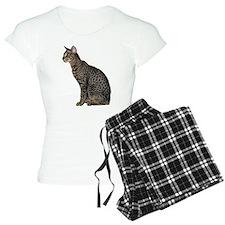 Savannah Cat Pajamas