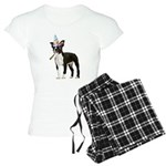 Boston Terrier Women's Pajamas